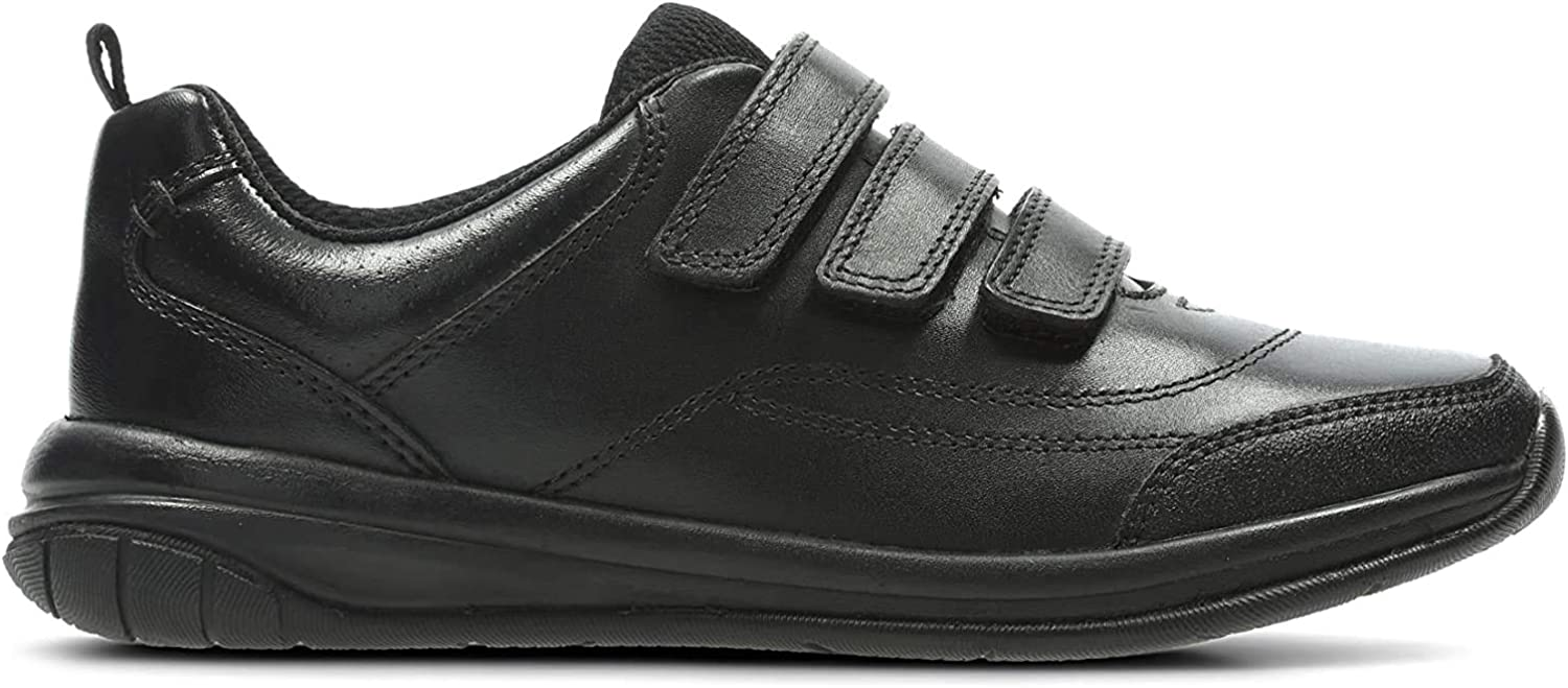 Clarks Hula Thrill Leather Shoes in