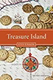 Front cover for the book Treasure Island by Robert Louis Stevenson