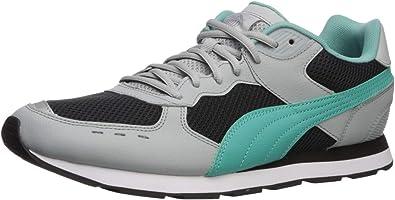 PUMA Mens Vista Lux Casual Sneakers,
