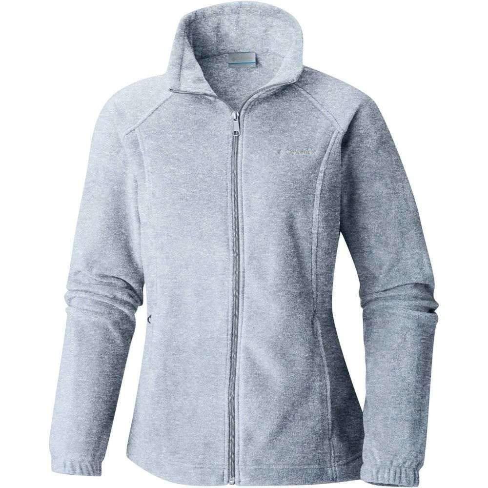(コロンビア) Columbia レディース トップス フリース Columbia Benton Springs Full Zip Fleece Jacket [並行輸入品] B07HN1FG9J xl
