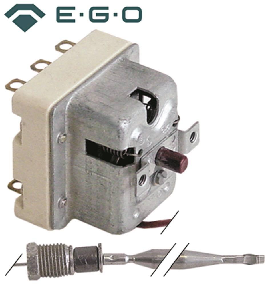 Thermostat de sécurité EGO Type 55.32542.857pour four, Friteuse