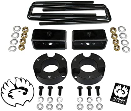 """1.5/"""" Full Leveling Lift Kit For 1995-2004 Toyota Tacoma 4WD 4X4 w//Diff Drop 3/"""""""