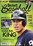 New Current Beckett Baseball Card Monthly Price Guide Value Magazine December 2017 New York Yankees Aaron Judge