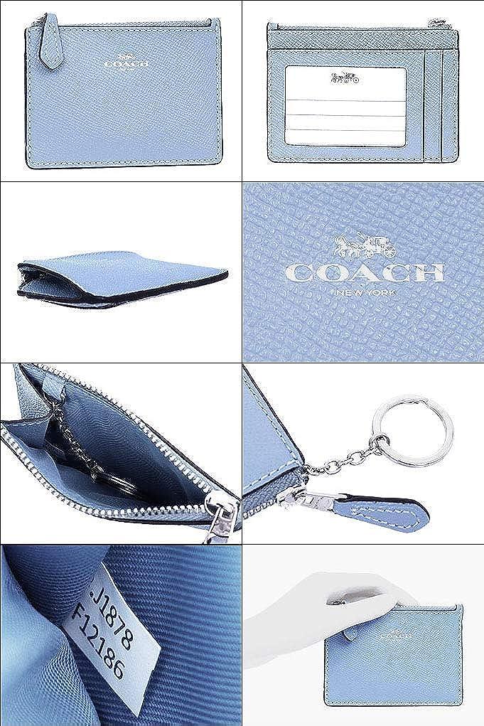 (コインケース) コインケース COACH [並行輸入品] [コーチ] 財布 レディース [アウトレット品] レザー F12186