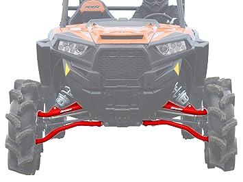"""Polaris RZR xp Turbo/1000 alta Remoción 0 """"adelante Offset A-Arms"""