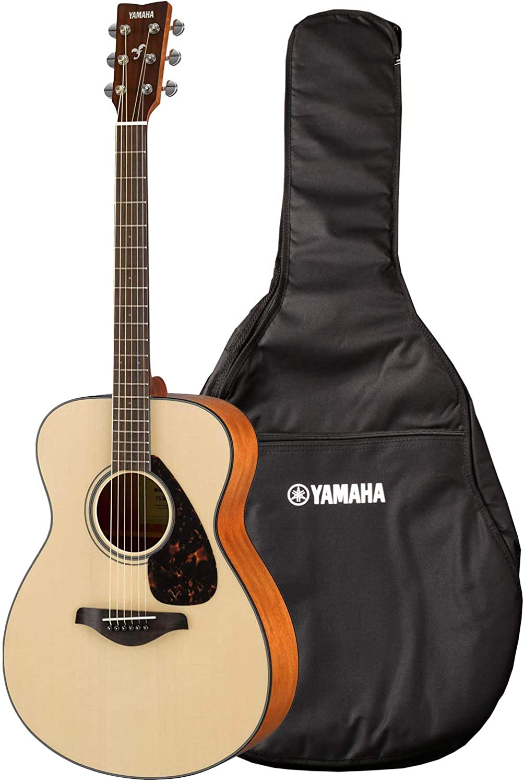 Yamaha FS800 Natural - Guitarra acústica: Amazon.es: Instrumentos ...