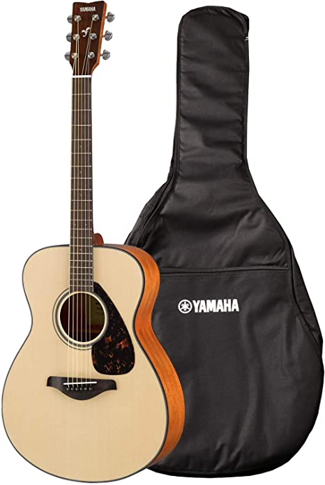 Yamaha FS800 Natural - Guitarra acústica: Amazon.es: Instrumentos ...