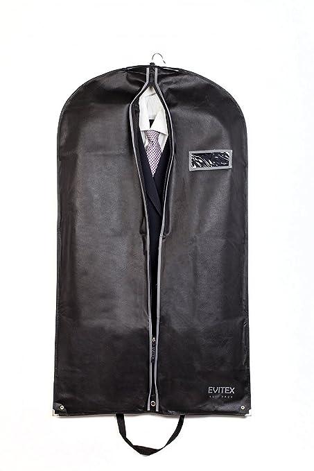 3 * evitex® Premium - - Portatrajes 110 * 60 cm - Con Asa ...