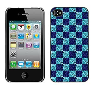 PatternViking PC Polycarbonate Aluminium Back Case Cover Apple iPhone 4 / 4S ( amazing pattern )