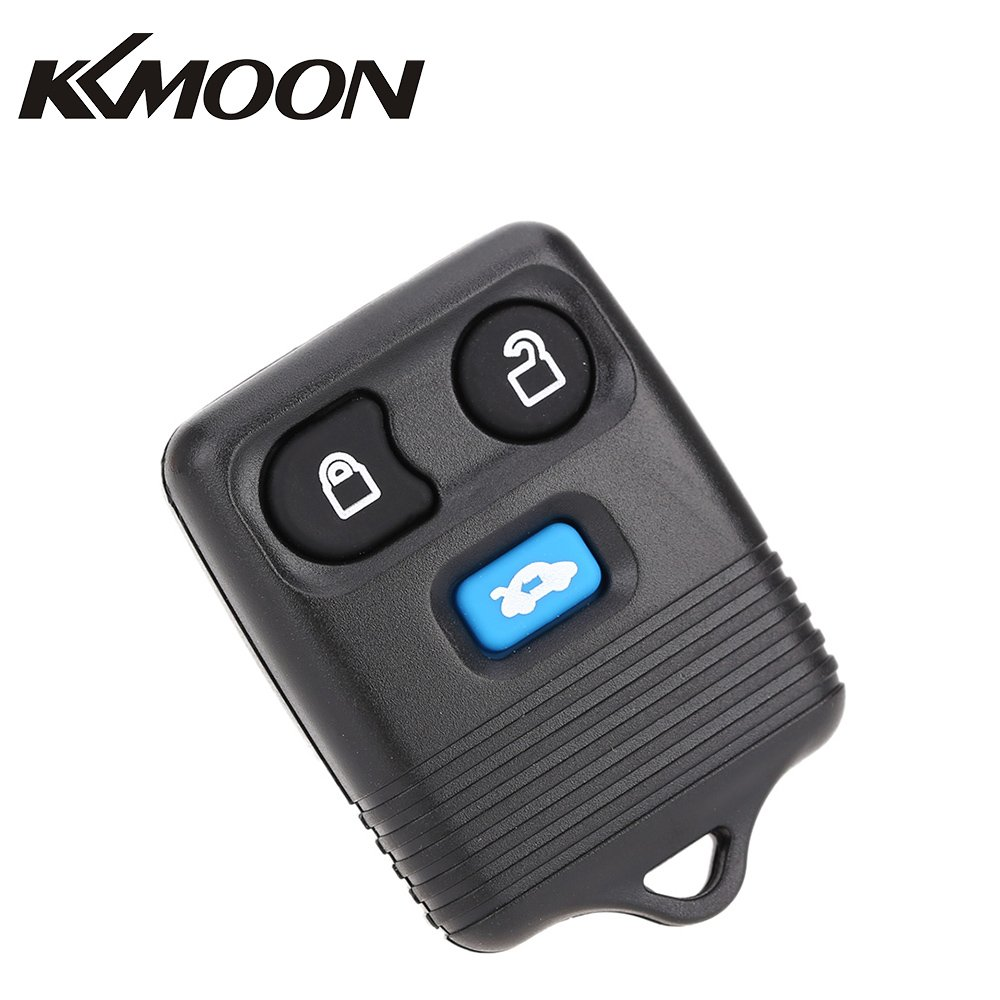 KKmoon 3 Tasten Remote Schlü ssel Ersatz 433MHz fü r Ford Transit MK6 2000-2006 Connect 2000-2007