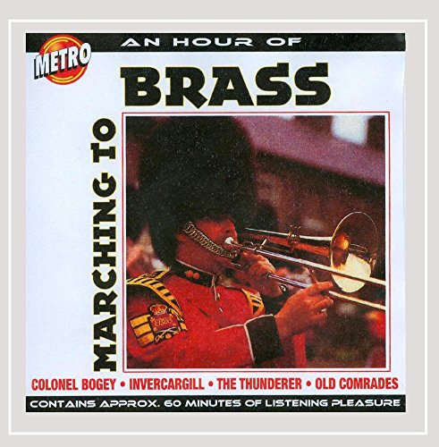 Municipal Band - An Hour of Marching to Brass