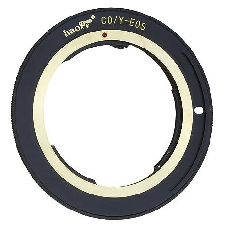 Montura C Para Adaptador De Lente Canon EOS