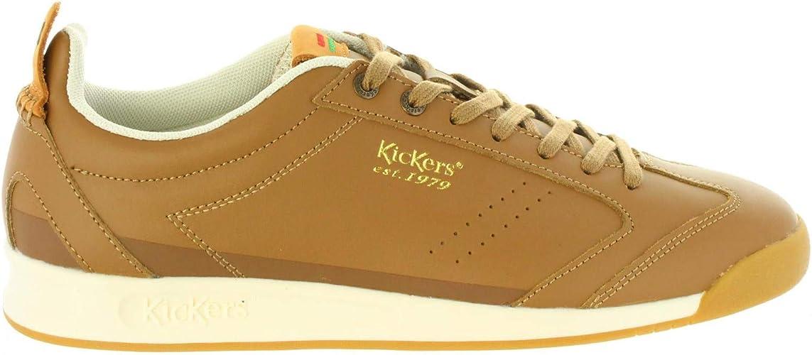Kickers Herren Kick 18 Lea Sneaker: : Schuhe