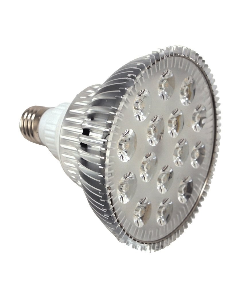 15 watt UV Spot LED BULB - 365nm PAR 38