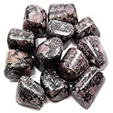 "Tumbled Spinel in Matrix (India) (3/4"" - 1-1/2"") - 1pc."