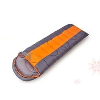 Sacs De Couchage En Coton épais Et épais Outdoor Camping Sacs De Couchage Pour Adultes,Orange