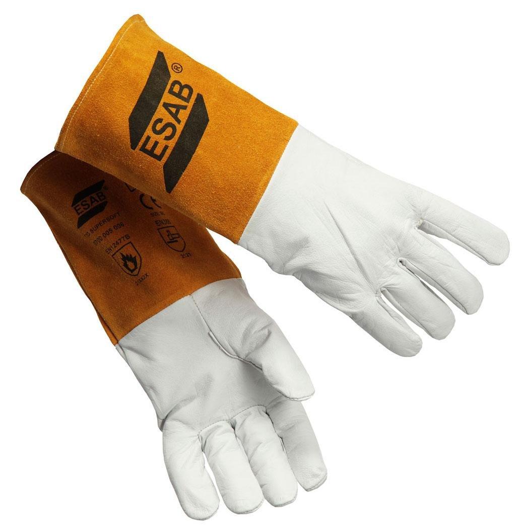 ESAB 0700005006TIG Super weicher Handschuh (6Stück)
