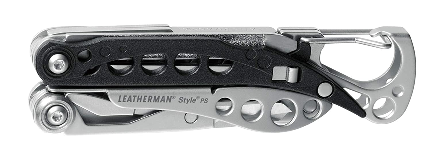 Leatherman estilo kmv acabado inoxidable: Amazon.es ...