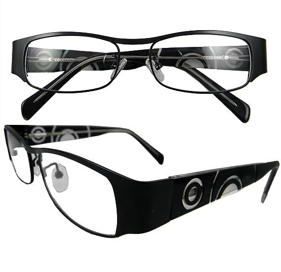 fdbfe736a9fd Amazon.com  Circleperson Men Women Eyeglasses Optical Rectangle ...