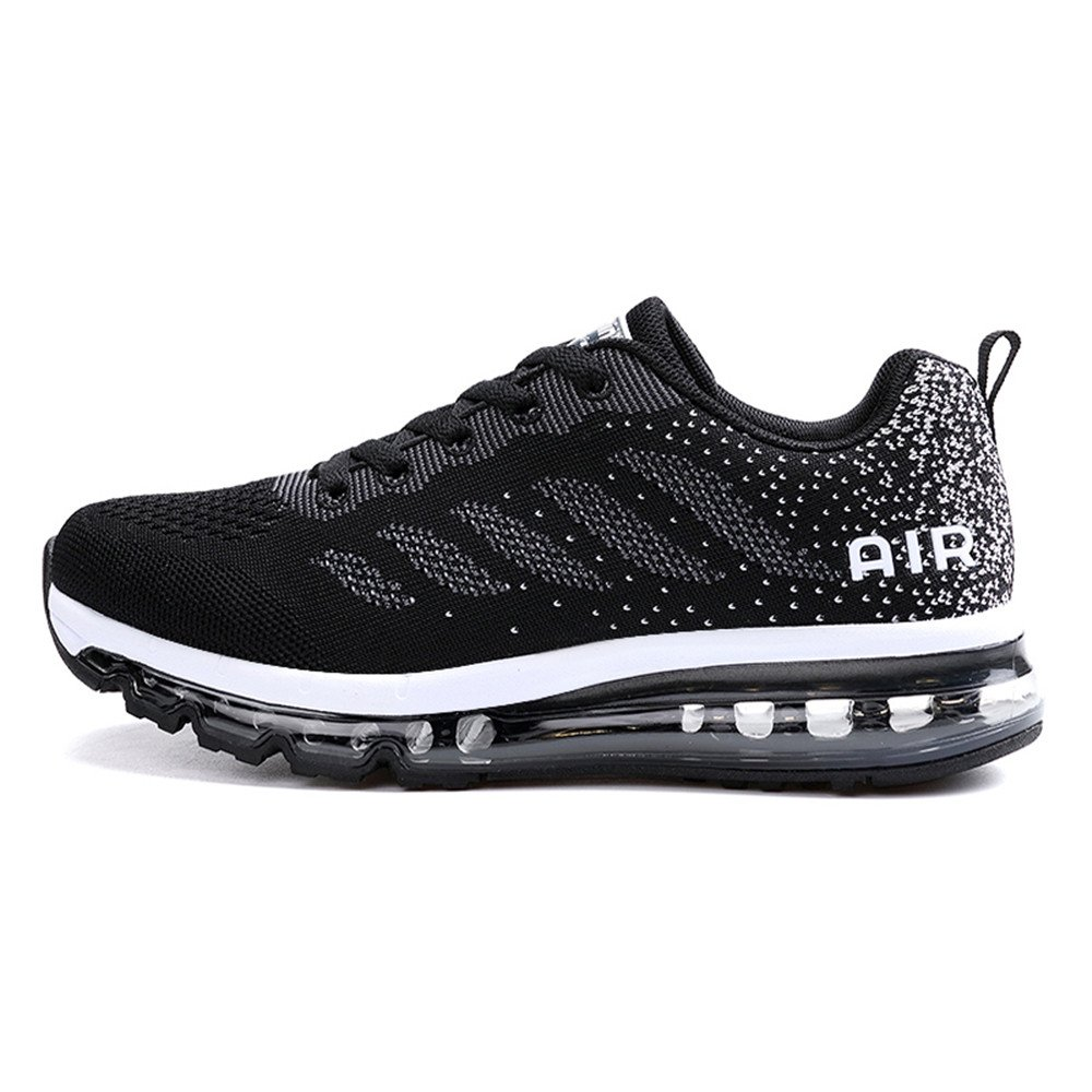 Monrinda Running Shoes Women Men Air Shock Absorbing Trainers Breathable  Outdoor Fitness Athletic Jogging Sport Sneakers  Amazon.co.uk  Shoes   Bags 534973332825