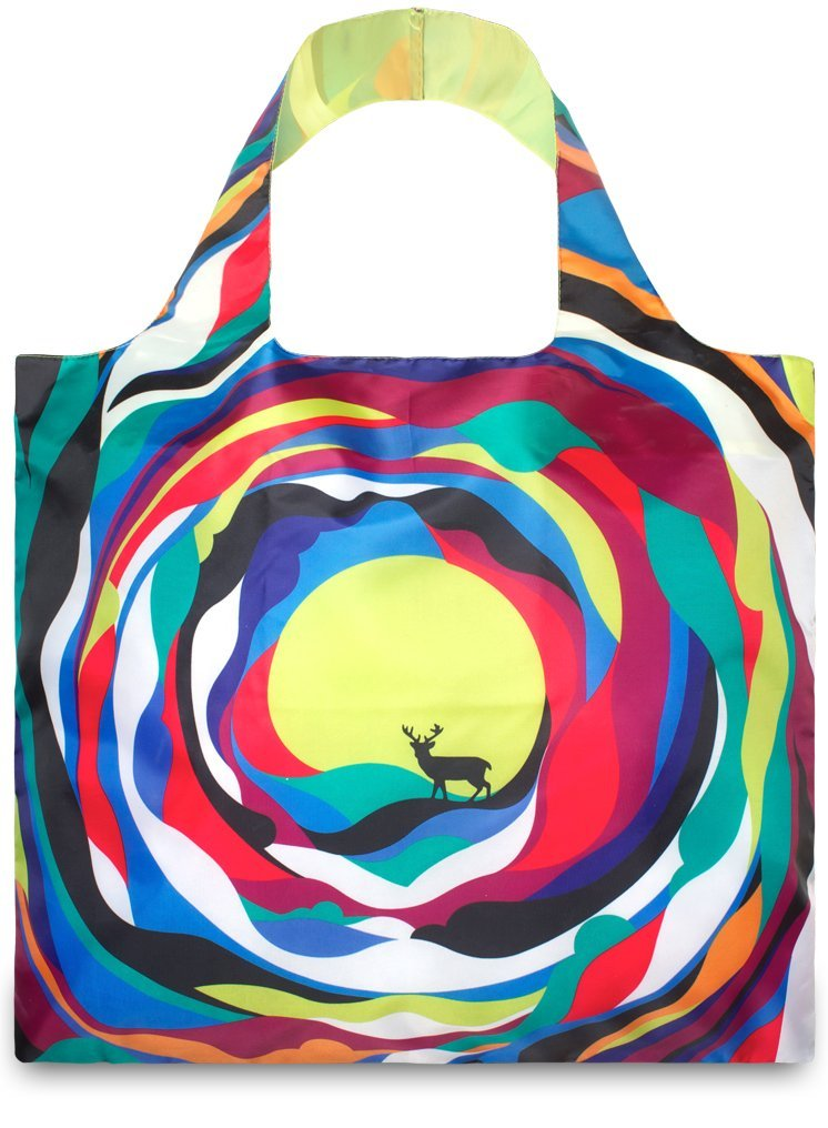 LOQI AR.SW.PS Artists Psychedelic Bag by Steven Wilson