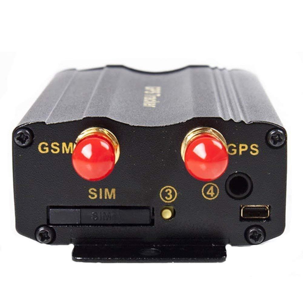 Amazon.com: GPS Tracking Real Time GPS Tracker con mando a ...