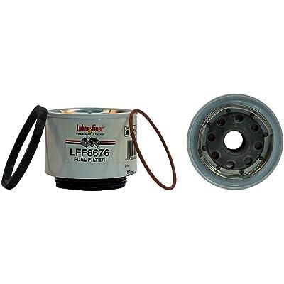 Luber-finer LFF8676 Heavy Duty Fuel Filter: Automotive