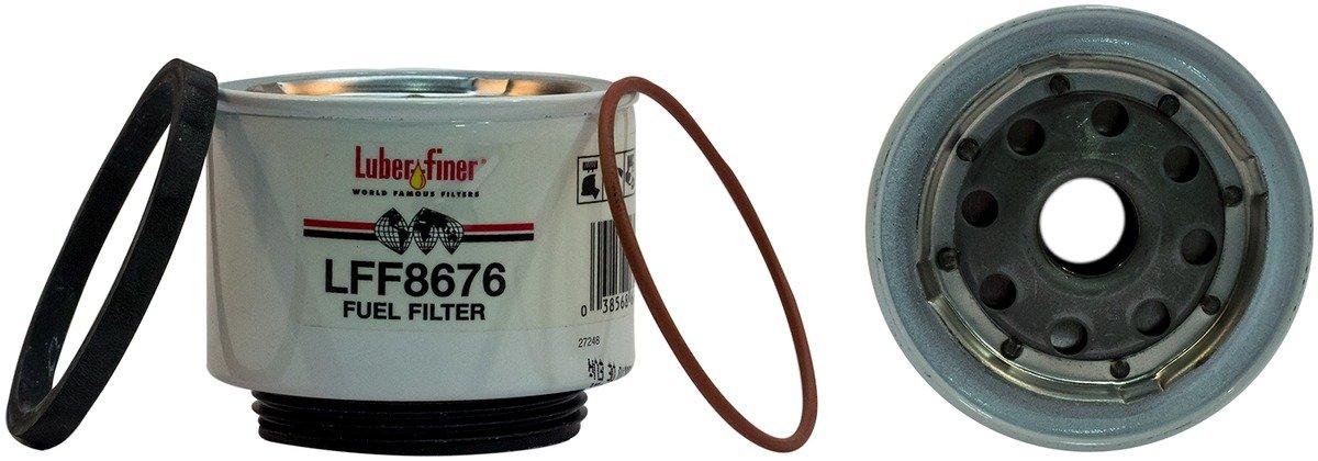 Luber-finer LFF8676 Heavy Duty Fuel Filter