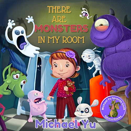 Monsters Literature In (There are Monsters in my Room: Picture Book for)