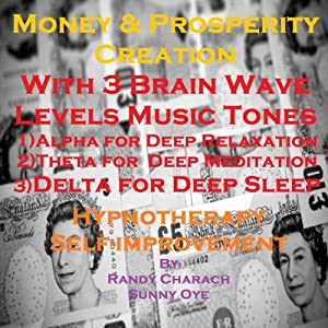 Money & Prosperity Creation with Three Brainwave Music Recordings Speech