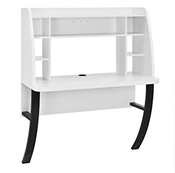 altra eden wall mounted desk white
