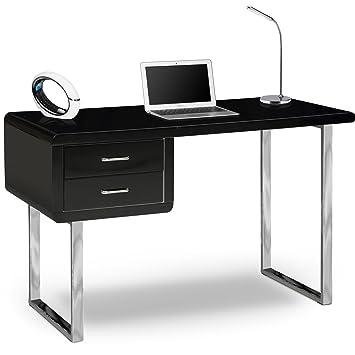 Lieblich Centurion Supports Harmonia Schreibtisch/Computertisch, Für Zuhause/Büro, 2  Schubläden, Modern