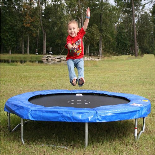 6 6 Quot Round Airmaster Trampoline In The Uae See Prices