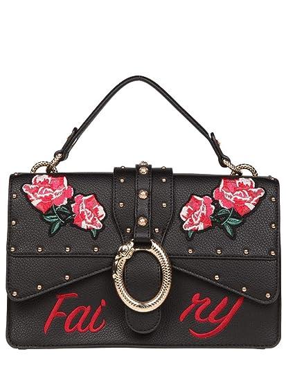 half off d81f7 d2faf Liu Jo Darsena Handbag black: Amazon.co.uk: Clothing
