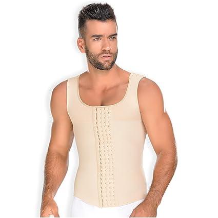 4398c41ad7cba Fajas MyD Colombian Girdle for Men Slimming Body Shaper Posture Corrector  Fajas para Hombre Corrector de
