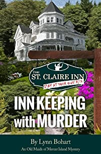 Inn Keeping With Murder by Lynn Bohart ebook deal