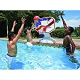 Poolmaster 72830 USA Competition Poolside Basketball Game