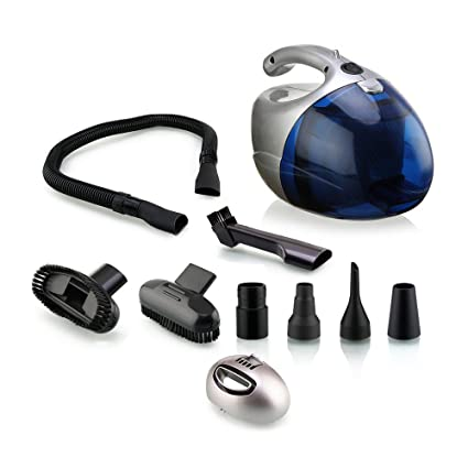 Nova NVC-2765 800-Watt Handy 2 in 1 Vacuum CleanerAnd Blower (Multicolor)
