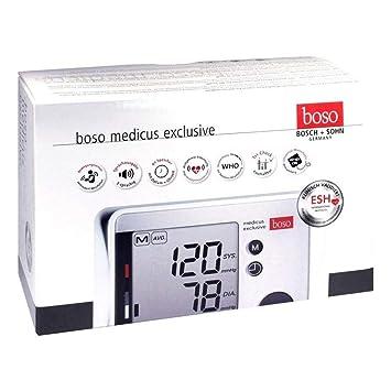 Boso Medicus - Tensiómetro digital de brazo (totalmente automático): Amazon.es: Salud y cuidado personal