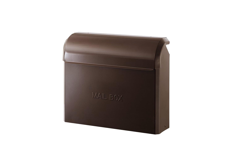 ポスト 鍵無し 郵便ポスト LIKE ライク  ブラウン(113) B00MBAGOLQ 22850 ブラウン(113) ブラウン(113)