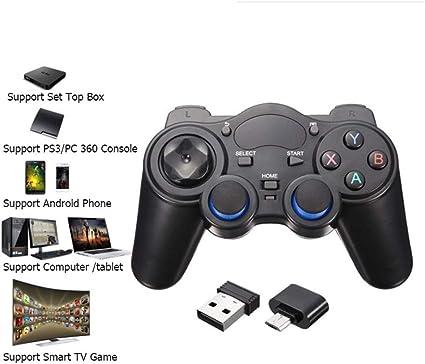 Mobile Game Controller Mobile Gaming Joysticks 2.4G inalámbrico ...