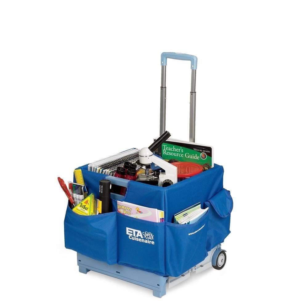 ETA hand2mind Teacher Tote-All Cart and Wrap