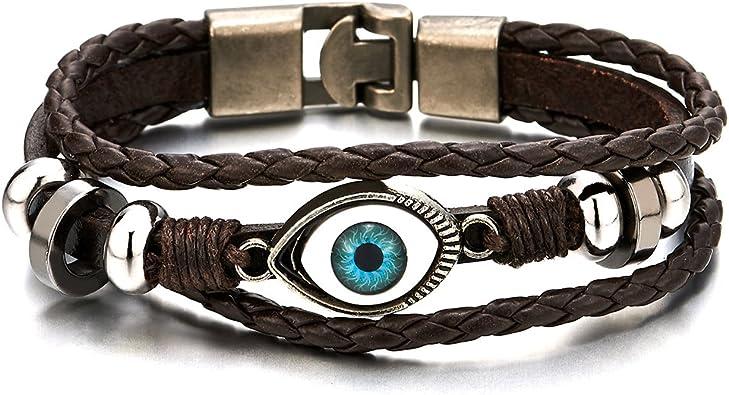 bracelet femme mauvais oeil