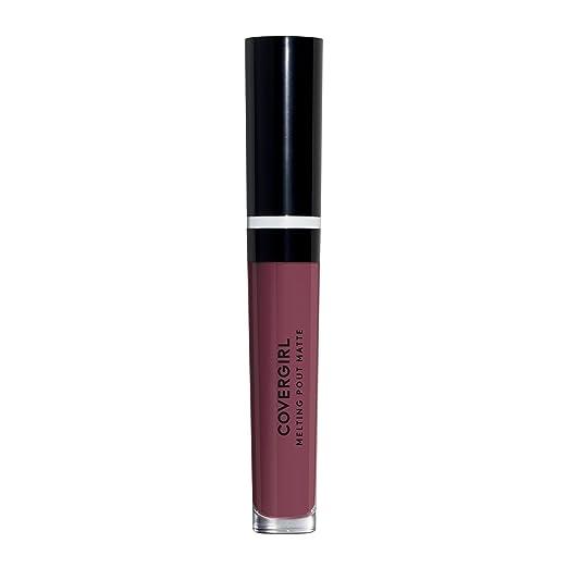 COVERGIRL Melting Pout Matte Liquid Lipstick ...
