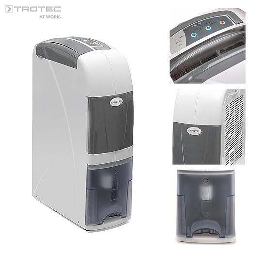 256 opinioni per Trotec TTK 70 S- Deumidificatore max. 24 litri al giorno, dimensioni max. della