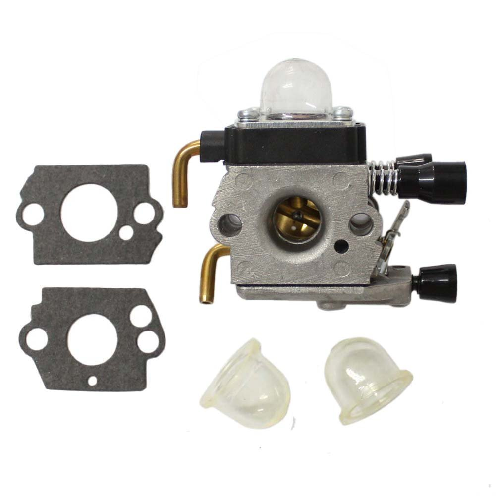 Cozy Pack of Carburetor Primer Bulb Gasket for Stihl FS38 FS45 FS46 FS46C FS55 FS55C FS55R KM55 HL45 C1Q-S71 C1Q-S97 A C1Q-S143 C1Q-S153 C1Q-S186 C1Q-S186 A CIQ S186B Replace 41401200619 4140 120 0619 B