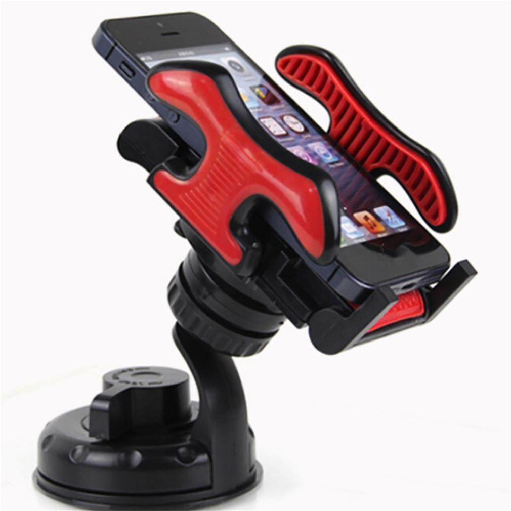 LPY-Car Mount, Dashboard Car Phone Holder / Cars Mount / Universal Cradle Adjustable Phone Mount with Strong Sticky Gel Pad for and Other Smartphone Mobile phone stand