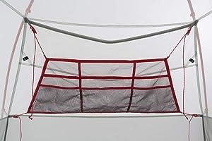Big Agnes Inc Unisex's Big Agnes Large Wall Gear Loft Tent, Black, One Size