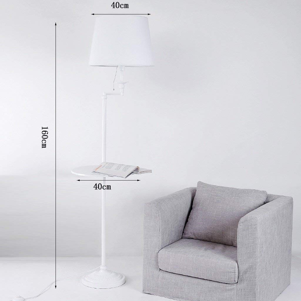 Amazon.com: DEED Floor Lamp-Led Creative American Floor ...