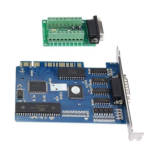 Máquina de grabado CNC con controlador de movimiento de 3 ejes para tarjeta de control de Nc Studio para enrutador CNC: Amazon.es: Industria, empresas y ciencia